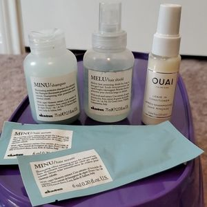 NEW High end travel size products